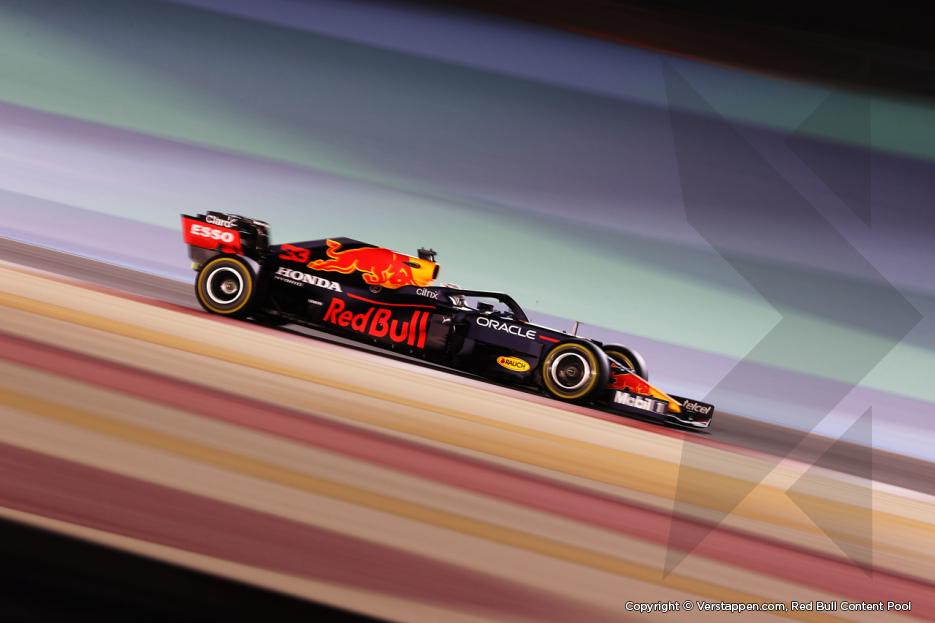 Max snelste na eerste dag in Bahrein: 'De auto was oke'