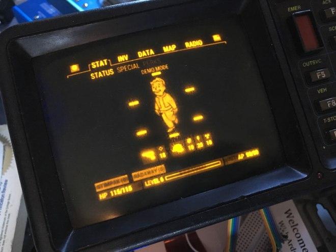 Pip-Boy 3000 Software