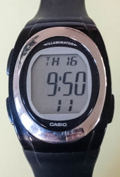 Casio LCD watch