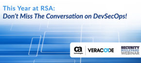 This Year at RSA: Don't Miss The Conversation on DevSecOps!