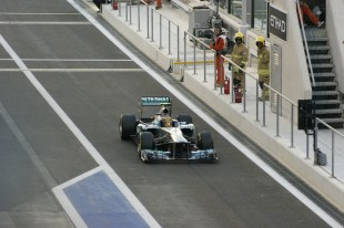 It was not an easy weekend for Hamilton who struggled with mechanical issues on his Mercedes