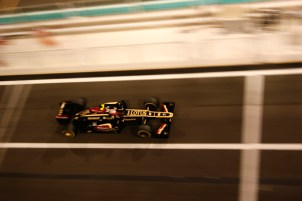 Grosjean narrowly missed on a fourth podium in a row in Abu Dhabi, but the praise keeps on coming regardless
