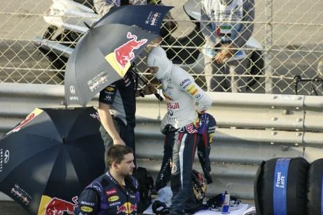 Vettel Abu Dhabi Sunday