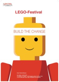 Anthony Nhan: Legoplakat