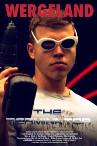 Terminator plakat replika Martin