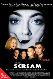 saina Ferdy produkt Scream