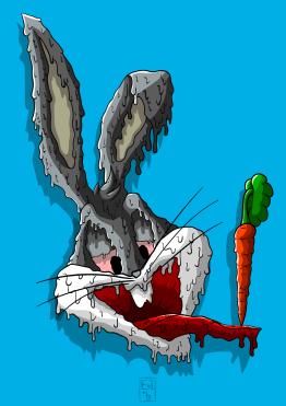 even bakken Bugs Bunny