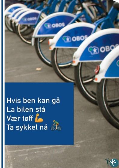 sykkeloppfordring