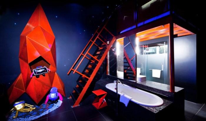 Wanderlust Hotel, Singapore. Image courtesy of Design Hotels.com
