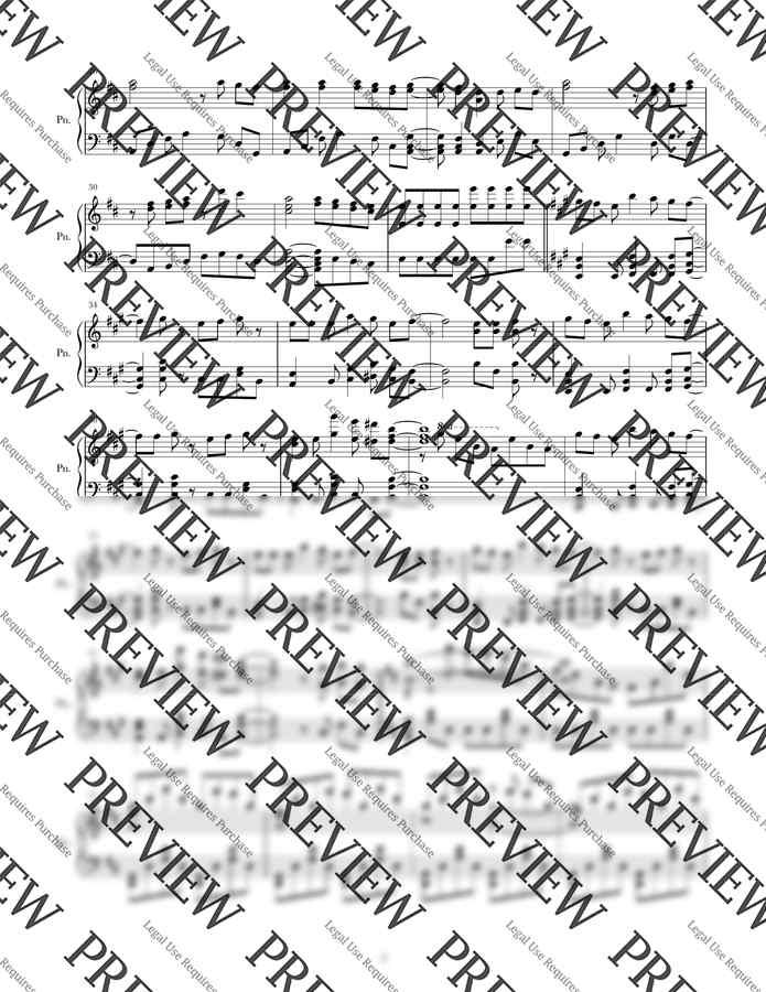 よしかず-Yoshikazu > [anime sheet music] HAPPY★LESSON-テレスコープ