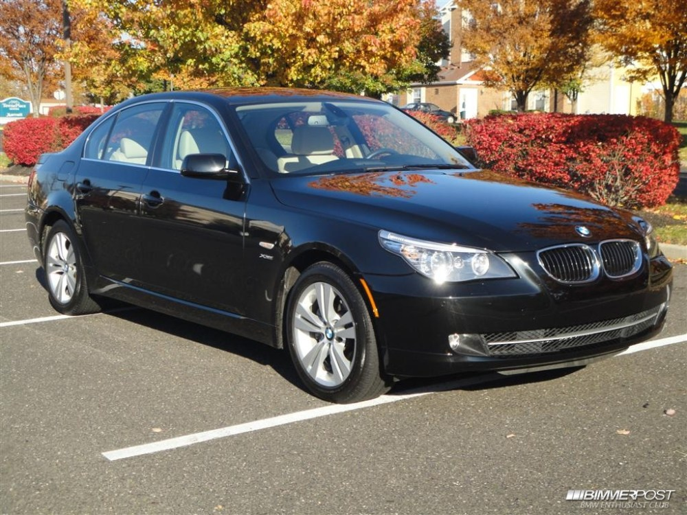 medium resolution of 2009 bmw 528xi