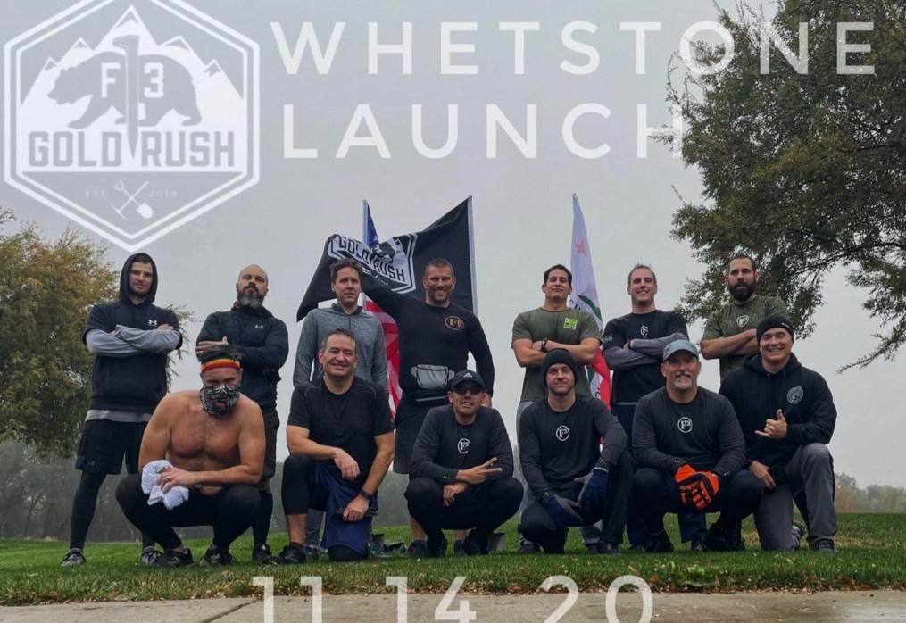 Whetstone Launch!