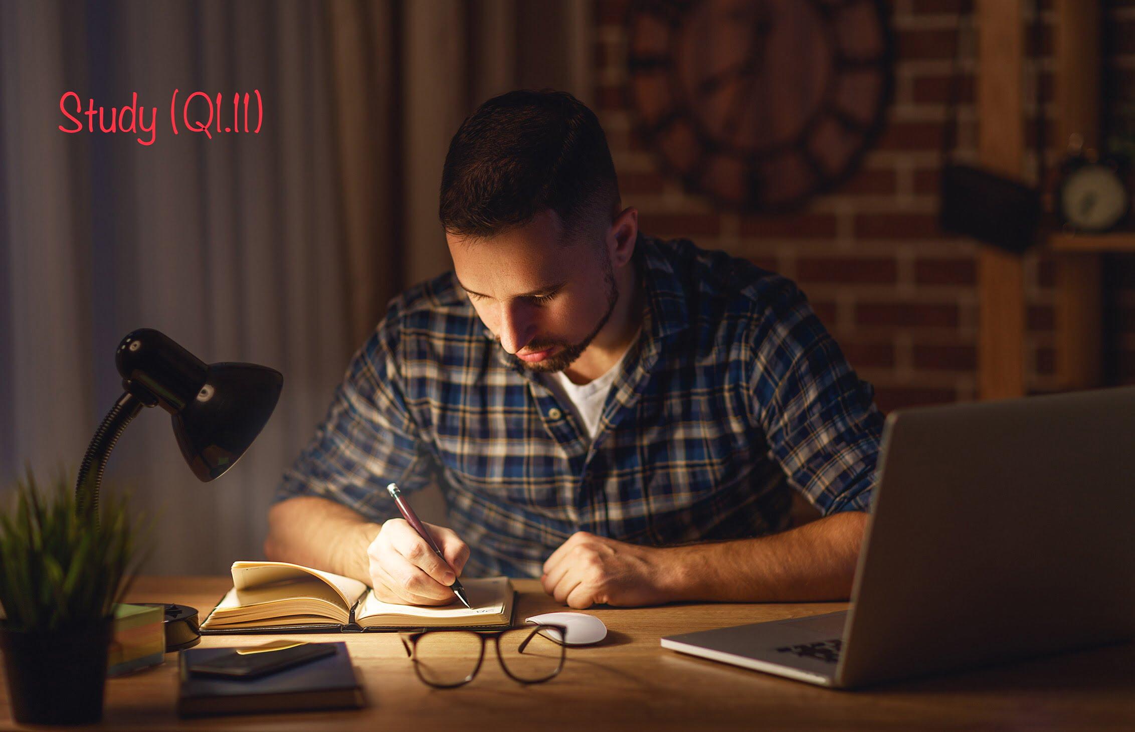 STUDY (Q1.11)