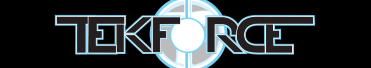 TekForce disc logo