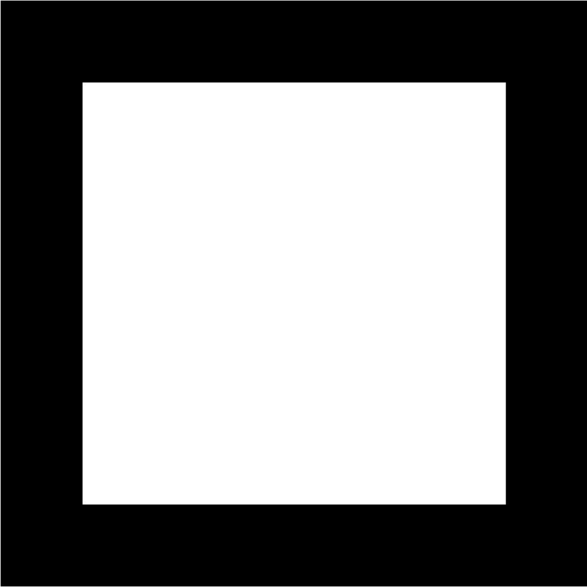 animal i blank square