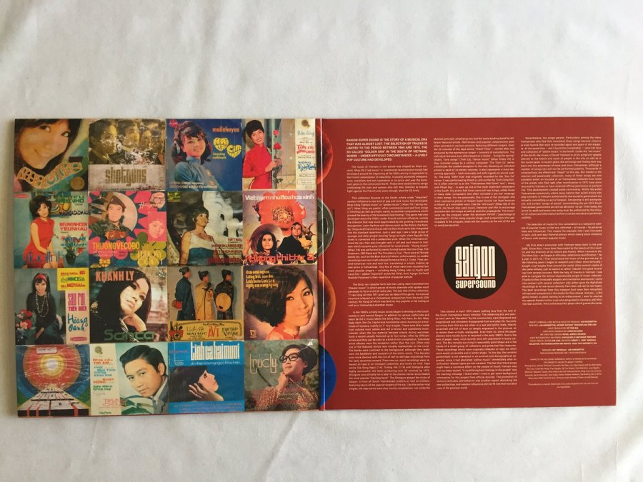 Gatefold incl. liner-notes, printed inner sleeves incl. lyrics in Vietnamese \u0026 English. Shipping of the item will be \