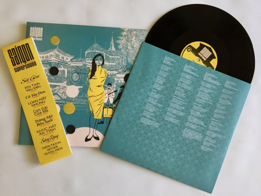 Gatefold incl. liner-notes, printed inner sleeves incl. lyrics in Vietnamese \u0026 English Shipping of the item will be \