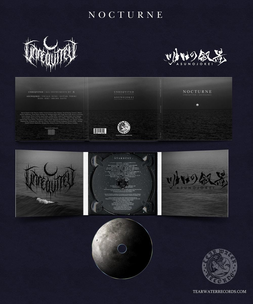 Download Lagu Ssm Balikpapan : download, balikpapan, Nocturne, Unreqvited, Asunojokei