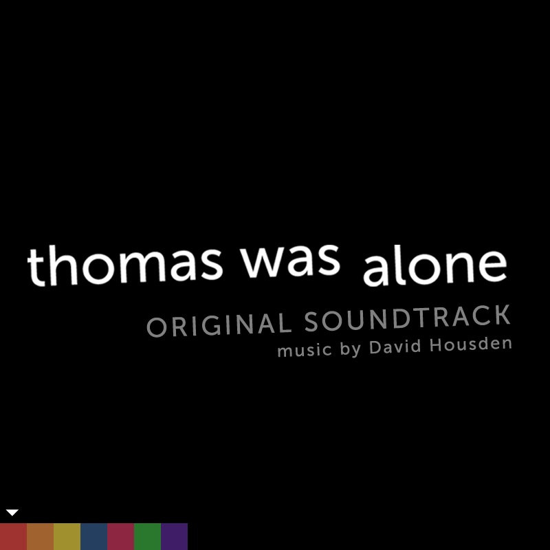 David Housden colonna sonora di Thomas was alone