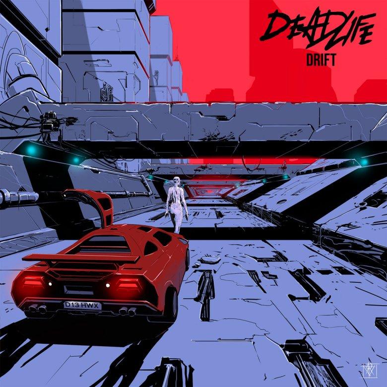 Drift | DEADLIFE | NewRetroWave