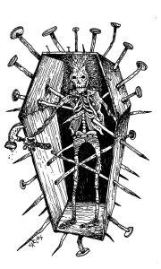 nail in coffin international