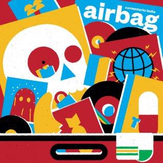 Resultado de imagen de Airbag - Cementerio Indie