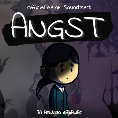 Amerigo Gazaway – Angst (Original Game Soundtrack)