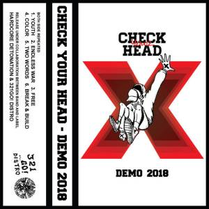 CHECK YOU HEAD – Demo 2018