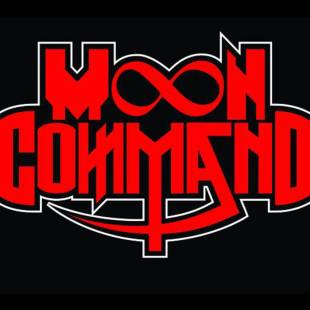 MOON COMMAND cover art