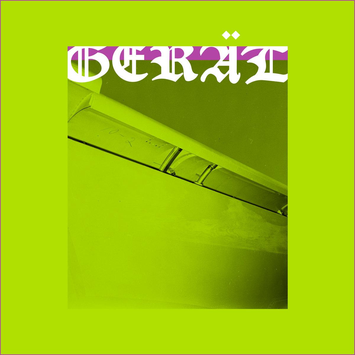 The Dee Dee Poo – Gerät EP