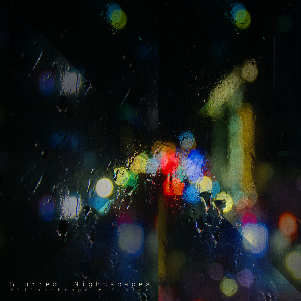 blurred nightscapes dezi belle