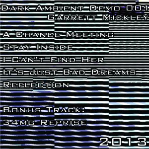 dark ambient demo vol 1 ep cover optimized for bandcamp.