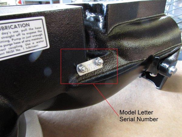 Mercury Outboard Motor Serial Numbers