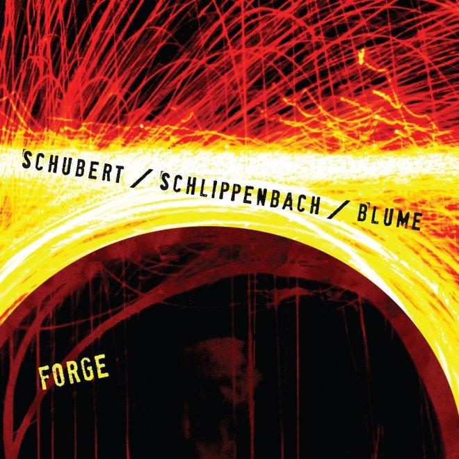 Forge | Frank Schubert, Alexander von Schlippenbach, Martin Blume |  Relative Pitch Records