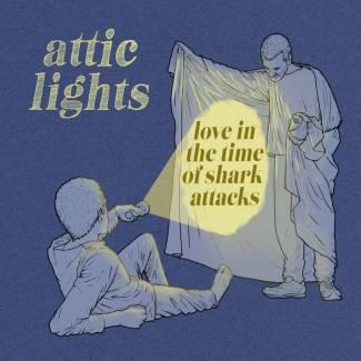 Resultado de imagen de Attic Lights - Love in the Time of Shark Attacks