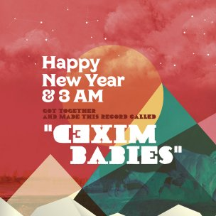Resultado de imagen de HAppy New Year & 3AM - Mixed Babies