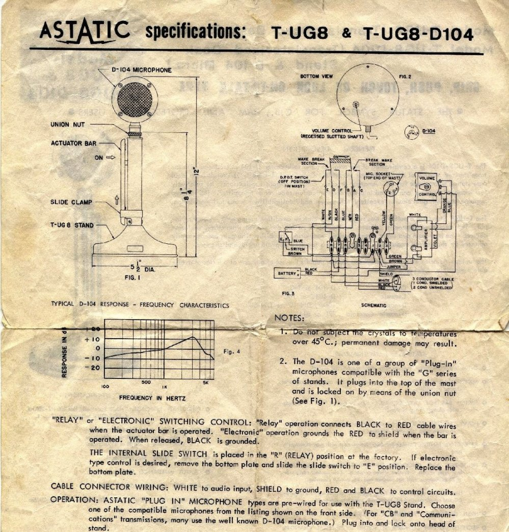 medium resolution of panasonic cb radio d104 mic wiring wiring library rh 67 evitta de astatic microphone wiring guide astatic 636l wiring diagrams