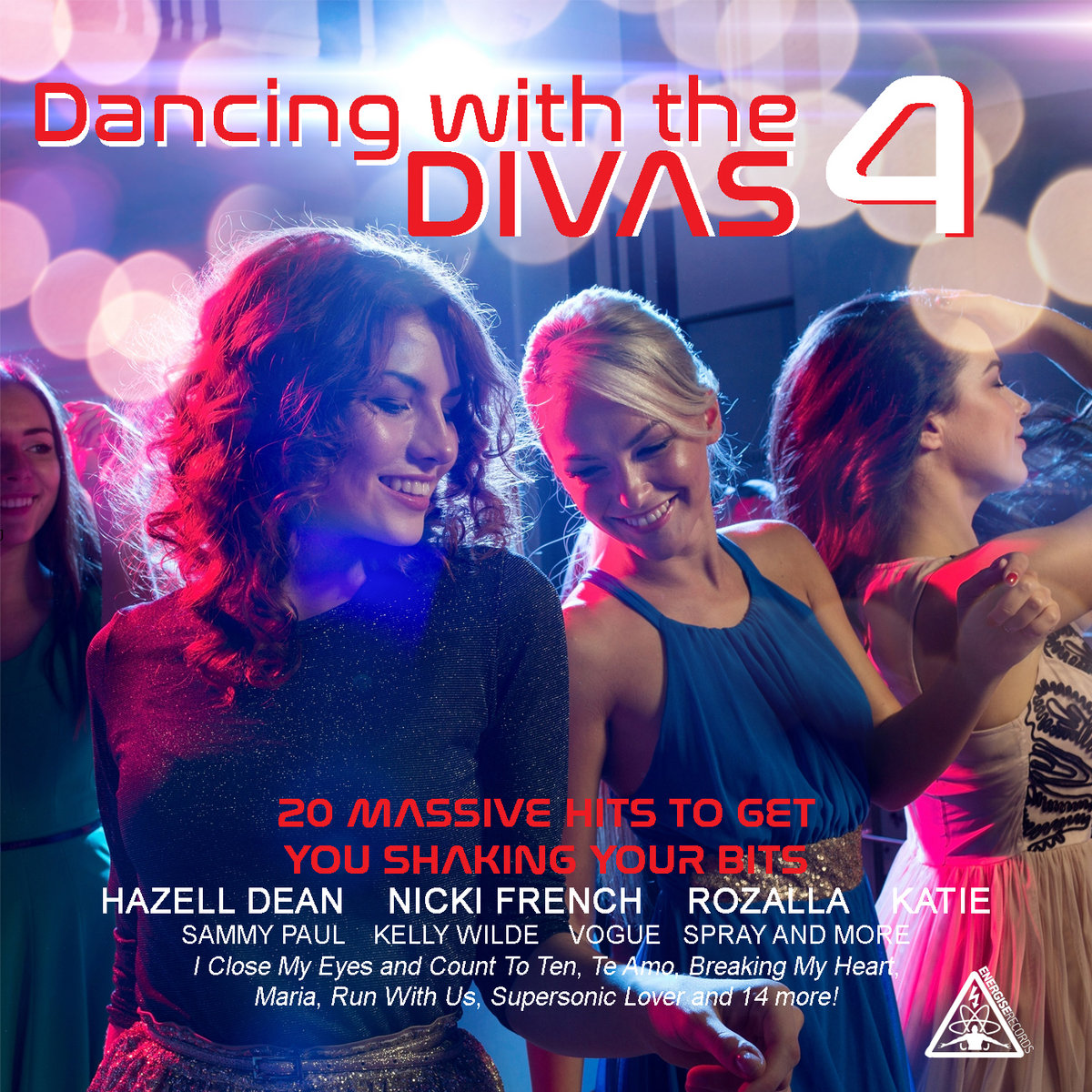 Dancing with the Diva's 4 | compilation of artists from Energise Records Ltd | Energise Records