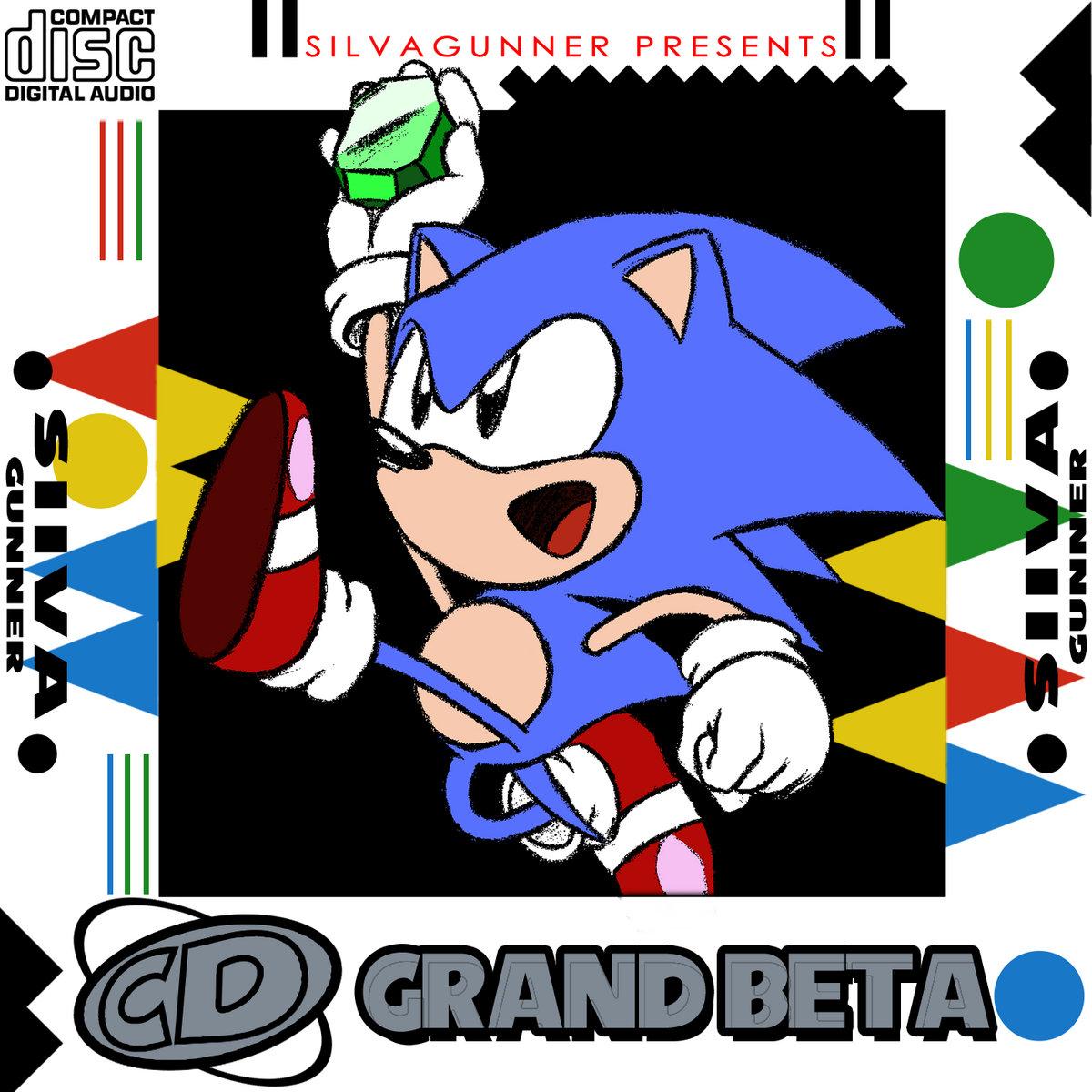 hight resolution of cd grand beta