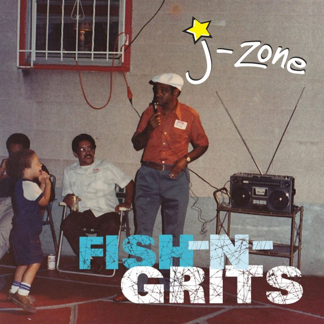 Image result for j-zone fish n grits