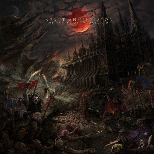 英國技術死核樂團 Infant Annihilator 釋出新曲歌詞影音 Swinaecologist 2