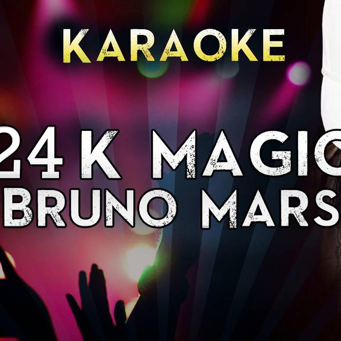 Bruno Mars - 24K Magic (Instrumental HD) | MegaBackingTracks | MegaKaraokeSongs