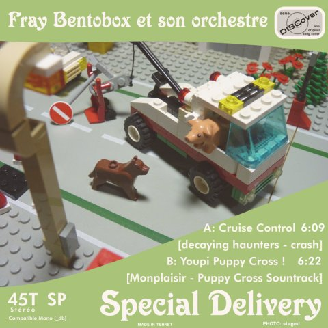 Fray Bentobox et son orchestre – Special Delivery