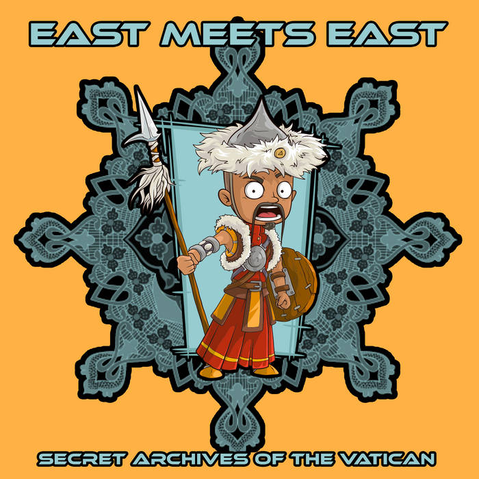 Secret Archives of the Vatican – East Meets East