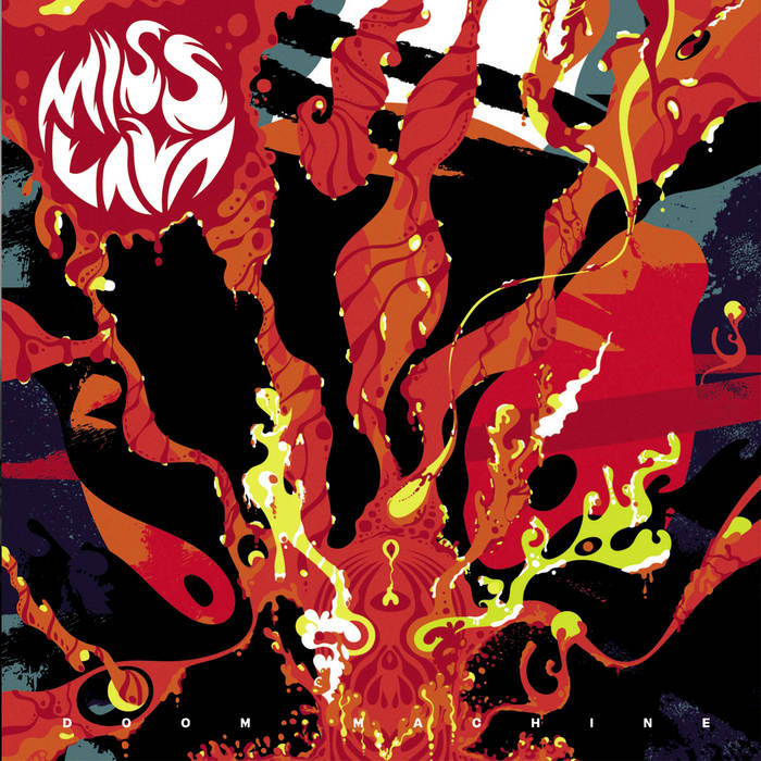 Miss Lava's Doom Machine album cover