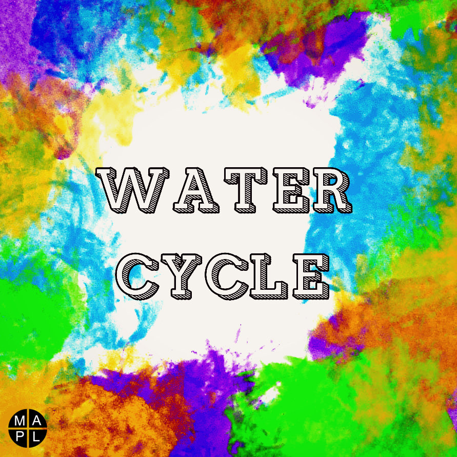 hight resolution of water cycle by mr grizzly the big nothing