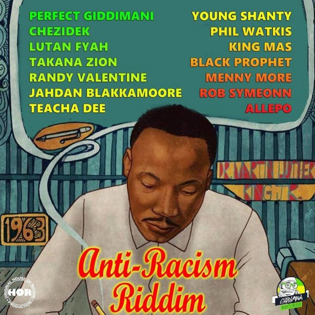 Anti​-​Racism Riddim by Giddimani Records