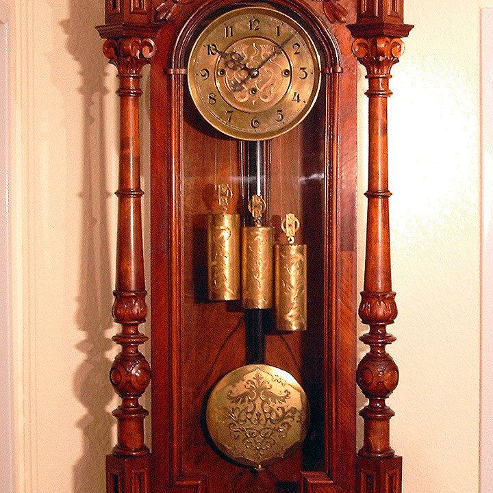 Grandfather Clock Sound Description