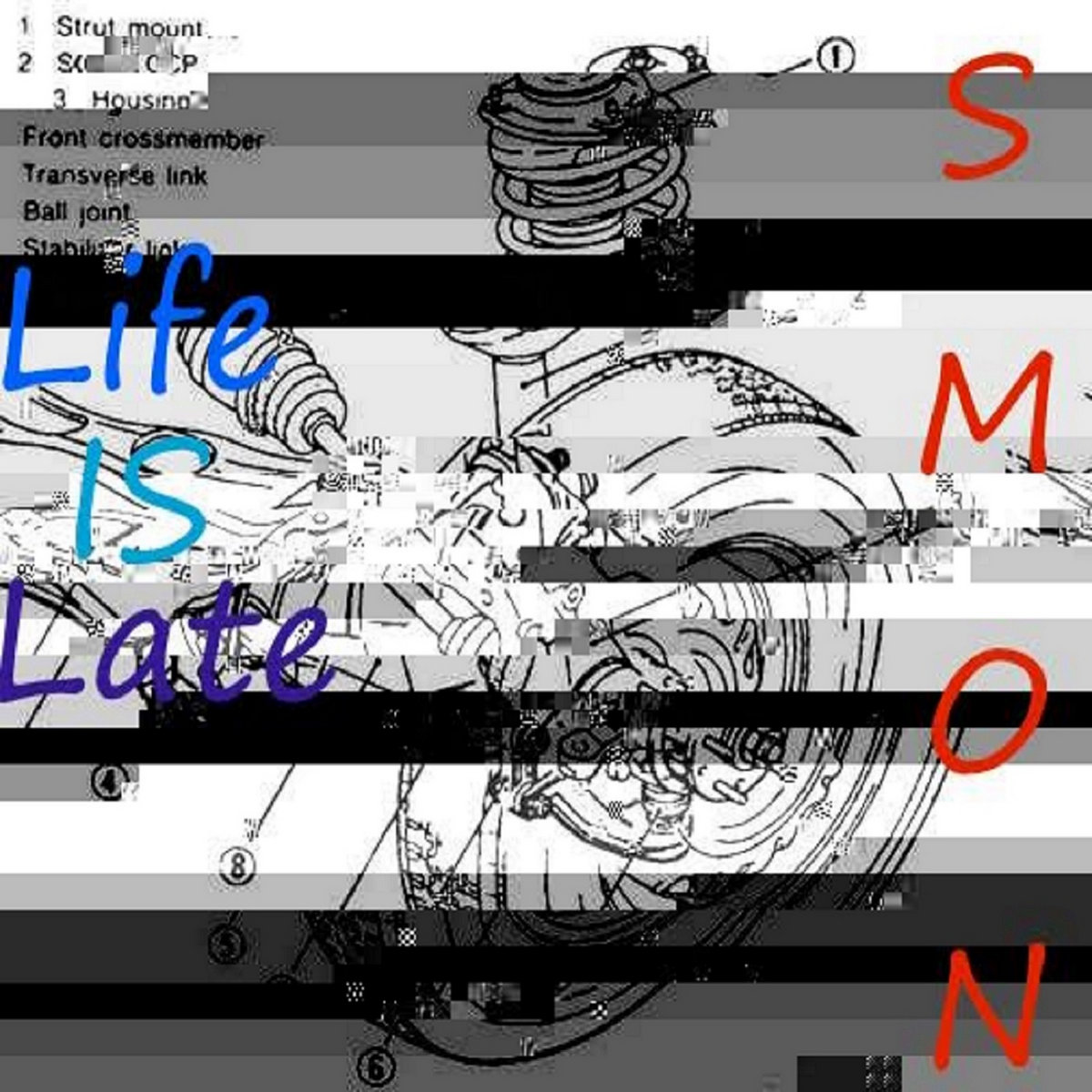 hight resolution of from life is late by smon