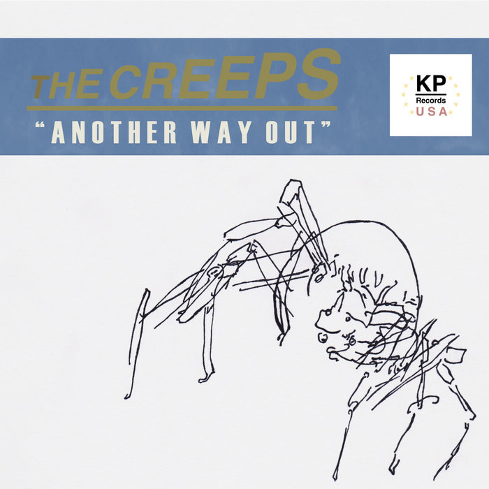 Another Way Out - Single   The Creeps   KP Records (USA)
